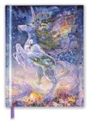 Soul of a Unicorn Sketchbook - Josephine Wall